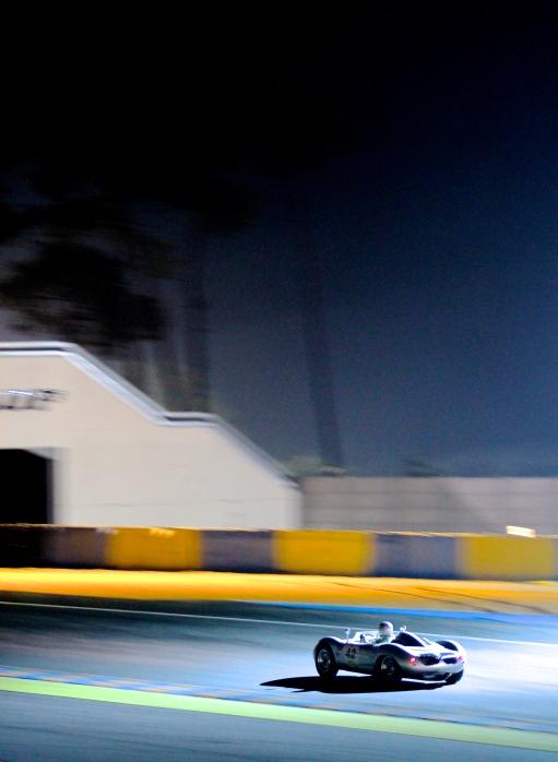 Porsche 718 RS60 Spyder 1960 @ Le Mans Classic